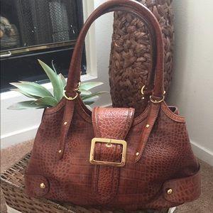 Maxx New York satchel purse. Like new!